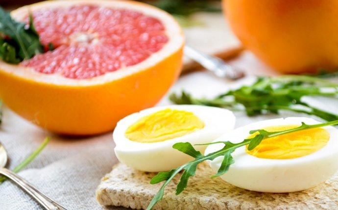Эффективная яичная диета на 4 недели, меню яичной диеты для похудения