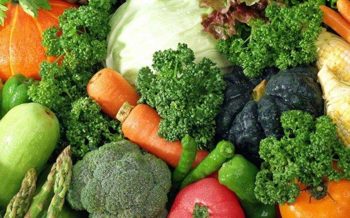 Овощная диета. Меню на неделю - activel.ru