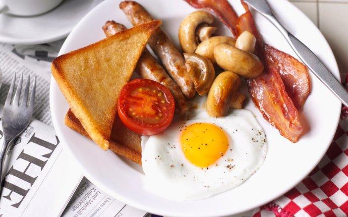 Полный английский завтрак (классический рецепт) - Наша Кухня