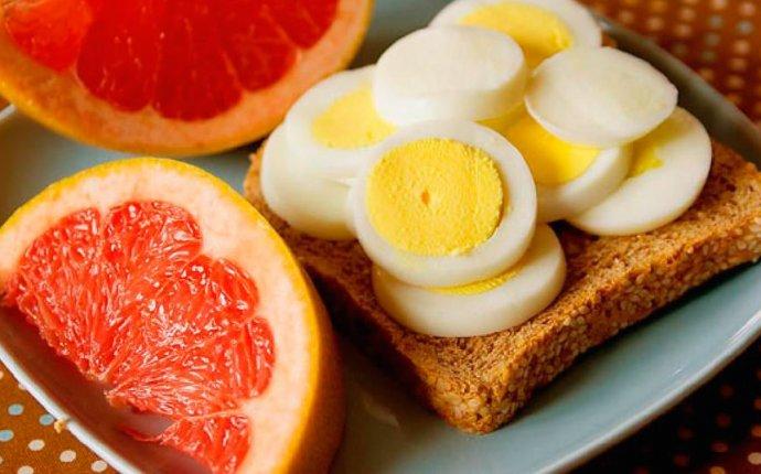 Яичная диета для похудения: меню на 1 и 2 недели